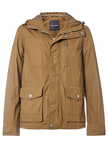 meters-bonwe-mens-solid-zipper-hooded-jackets-with-pockets-brown-m