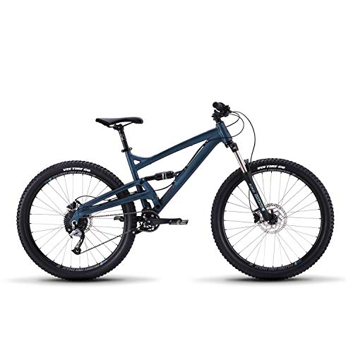 Diamondback Bicycles Atroz 2, Full Suspension Mountain Bike, Small