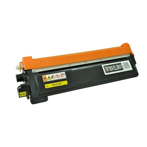 Brother Compatible TN210 Yellow Toner Cartridge
