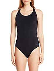 Product Detail:A basic 1 piece swimming suit for REAL swimming in the pool,lap or open water. Material:82% Polyamide / 18% Elastane.Please rense in clean water after use.Size Chart(inch):LASTEST UPDATE from 2017-01-01XXS(US Clothing Size: 00)...