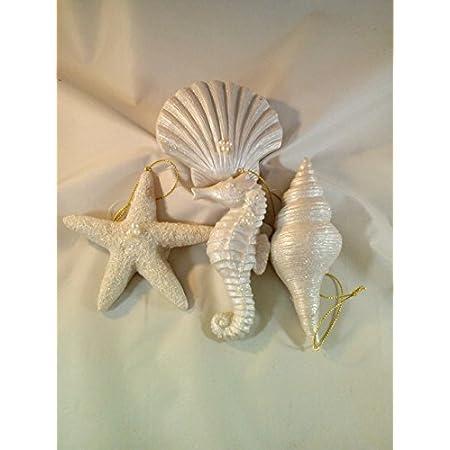 41S74i%2BatgL._SS450_ Beach Christmas Ornaments and Nautical Christmas Ornaments