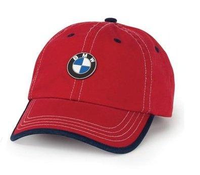 Genuine BMW Kids Child's Future Driver Chino Baseball Cap Hat - - Bmw Classic Cap