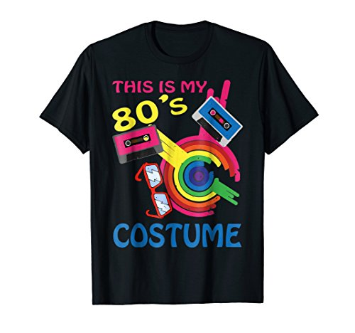 This is my 80s Costume Vintage Retro Cassette and Sunglasses ()