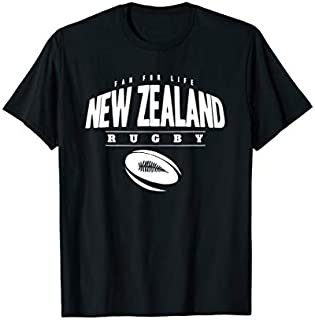 Cool Gift New Zealand Rugby T - New Zealand Fan For Life Women Long Sleeve Funny Shirt