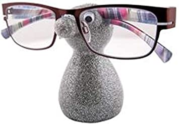 3a0df2ee4e4 Image Unavailable. Image not available for. Colour  Snozzle Glasses Stand  Spec Holder Holder for Specs Gift Present Boxed ...
