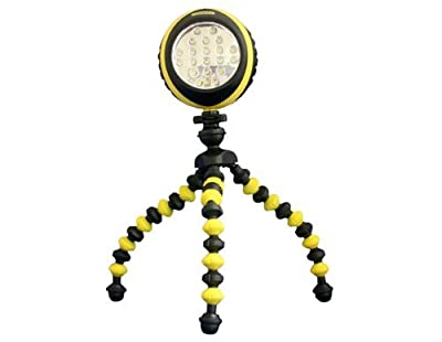 Squidbrite LED Alkaline Work Light