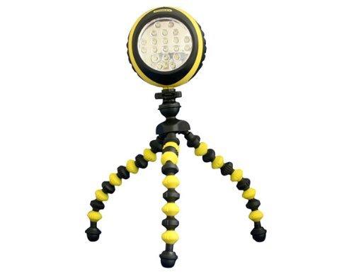 Stanley Tripod Light - Squidbrite LED Alkaline Work Light