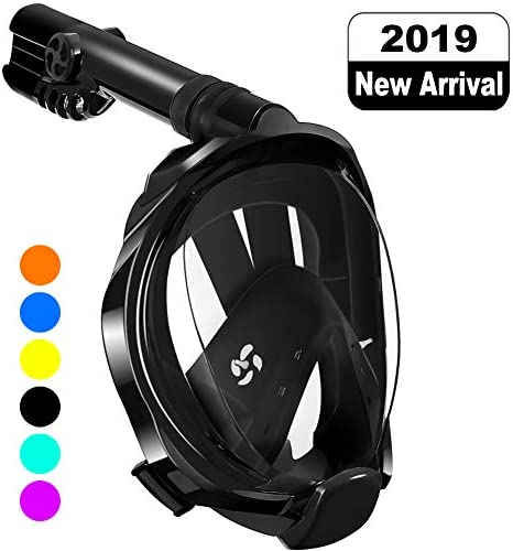 WSTOO Advanced Breathing Snorkeling Panoramic product image