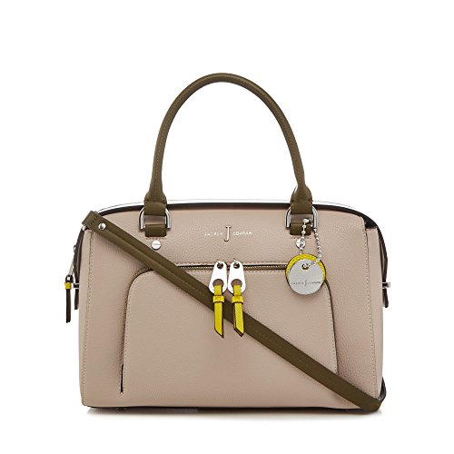 Taupe Conran Block J Grab Colour By Jasper Womens Bag wYUqxHIEqp