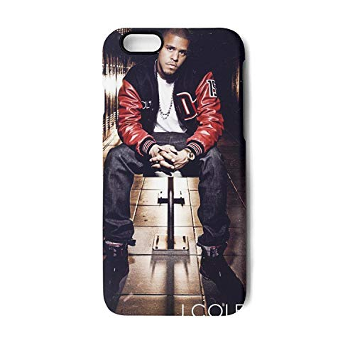 WaveC iPhone 7 iPhone 8 Case J-Cole-Cole-World-The-Sideline-Story- Shockproof Protective TPU Back Cover for Apple iPhone 7/8