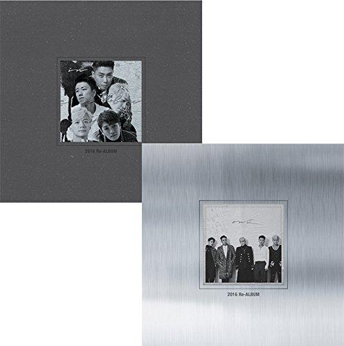 2016 Album - SECHSKIES - SECHSKIES 2016 Re-Album [Random ver.] CD+Photobook+Photocard