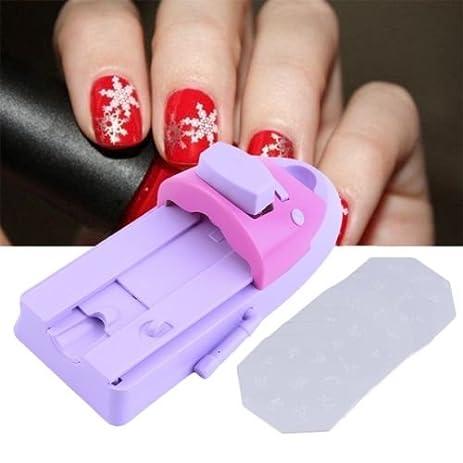 Amazon Alicentertm Nail Art Printing Nail Manicure Machine