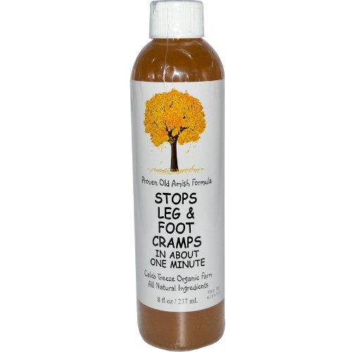 Stops Leg & Foot Cramps, 8 fl oz (237 ml)
