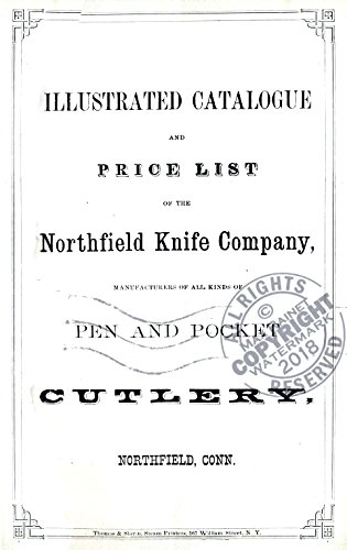 Amazon com : 1870 Illustrated Catalogue and Price List of