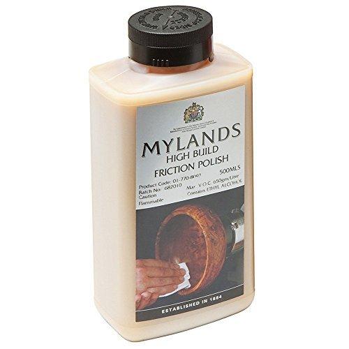 Mylands High Build Friction Polish, 500 ml by Mylands