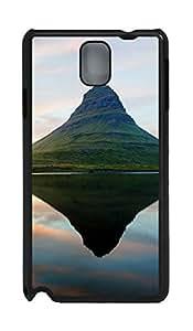 Samsung Note 3 Case Mountain PC Custom Samsung Note 3 Case Cover Black