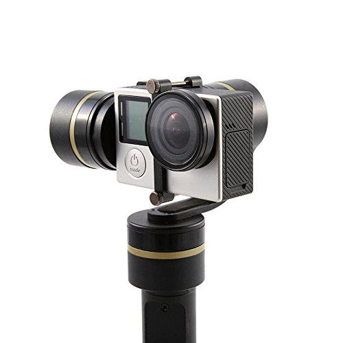 Feiyu Tech FY-G4 3-Axis Handheld Gimbal for GoPro Hero4/3+/3