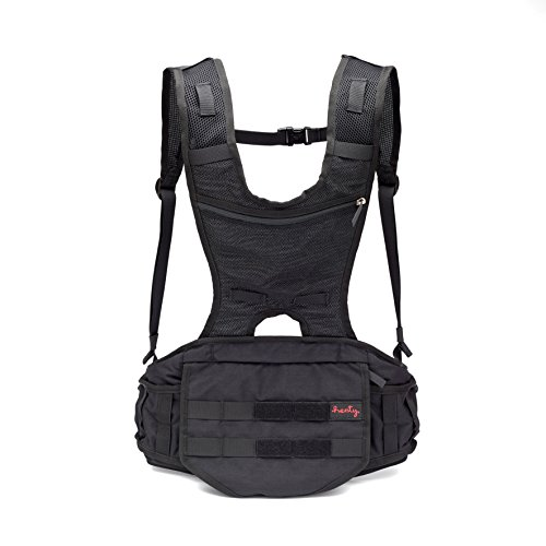 Henty Enduro Backpack Enduro Hydration Pack – Black