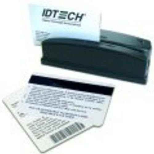 ID Tech WCR3227-600US Omni Barcode and MagStripe Reader, ...