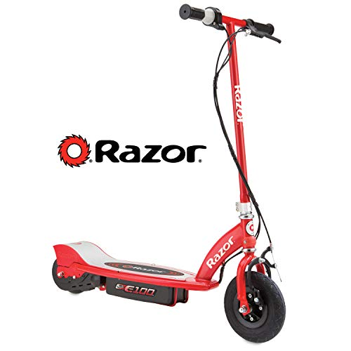 Razor E100 Electric Scooter - Red (Best Scooter On The Market)