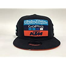 Troy Lee Designs Boys 2017 KTM Team LIC Snapback Adjustable Hat/Cap