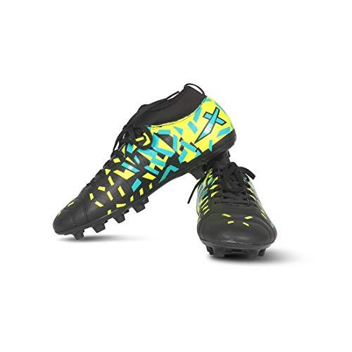 Vector X Acura+ Football Shoes  Black Green