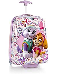 Hardside Multicolored Luggage for Kids - 18 Inch [PAW Patrol]