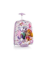 Nickelodeon Hardside Multicolored Luggage for Kids - 18 inch [PAW Patrol]