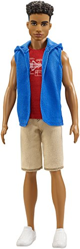 Barbie Fashionistas Ken Doll, Hip Hoodie