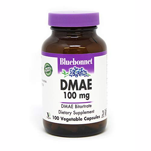 BlueBonnet DMAE Supplement, 100 Count
