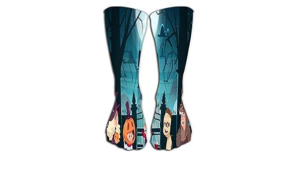 Calcetines Altos Socks-Women Luxury Cotton Colorful Cool Fun ...