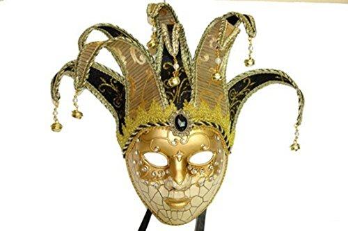 Venet (Masquerade Masks Full Face)