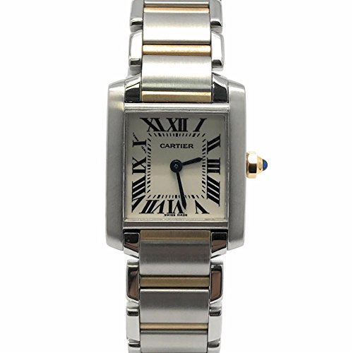 Cartier Tank Francaise swiss-quartz womens Watch W51007Q4 (Certified Pre-owned)