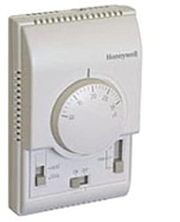 Honeywell T6372B1032 - Termostato Analógico Fan Coil On-Off ...