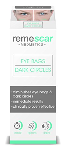 remescar Dark Circles Eye Bags results in just a few minutes