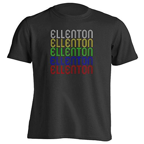 Retro Hometown - Ellenton, FL 34222 - Black - XXX-Large - Vintage - Unisex - - Shops Ellenton