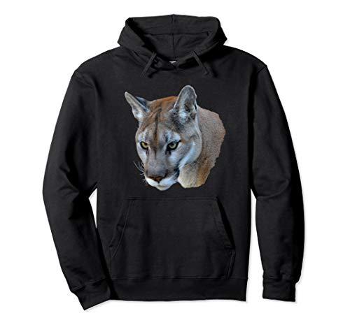 Cougar Hoodie Sweatshirt - Puma Hoodie