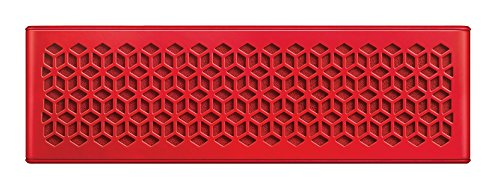 Creative Muvo Mini Pocket-Sized Weather Resistant Bluetooth Speaker with NFC that Delivers Loud and Strong Bass (Red) (Renewed)