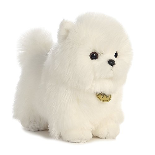 (Aurora World Miyoni Pompom Pup Plush - 26278)