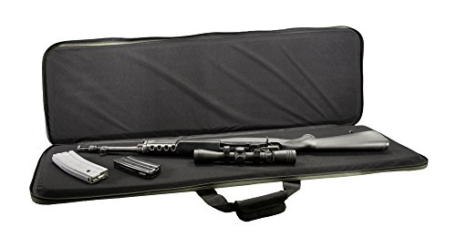 RUGID Xtreme Fully-Waterproof, Submersible, Floating Tactical Rifle and AR Soft Sided Gun Case