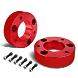 06 dodge ram 1500 3 lift kit - DNA Motoring FLLK-DODGE-F-003-RD Red 3