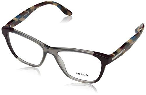 (Prada Women's Pr04tv 52Mm Optical Frames)