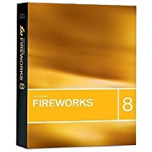 Macromedia Fireworks 8 Win/Mac [Old Version]