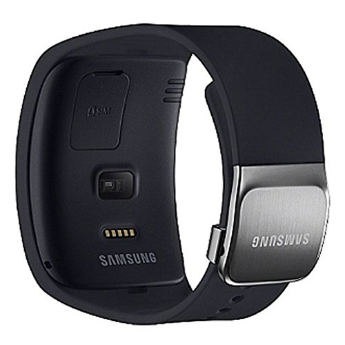 Samsung MAIN-96577 Galaxy Gear S R750 Smart Watch, Black ...