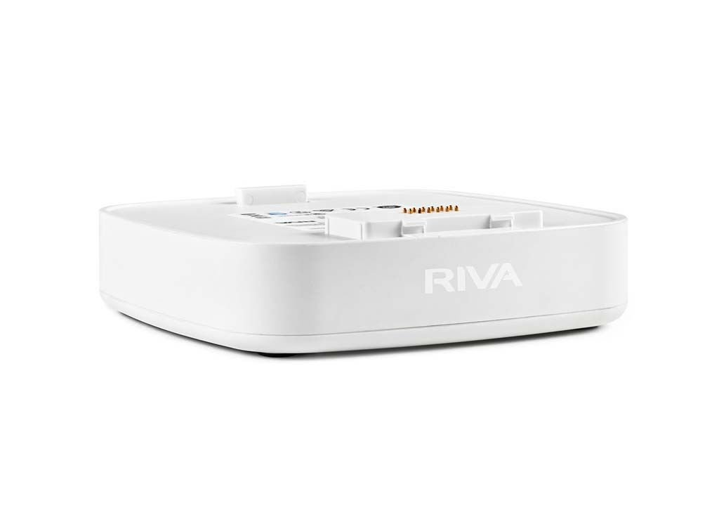 RIVA Arena Power Pack Rechargeable Battery for RIVA ARENA Speaker (White)