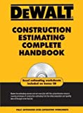 img - for Dewalt Construction Estimating Complete Handbook[DEWALT CONSTRUCTION ESTIMATING][Paperback] book / textbook / text book