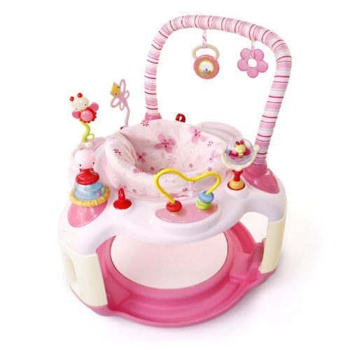 9f1ae996d Amazon.com   Bright Starts Bounce-A-Bout Activity Center