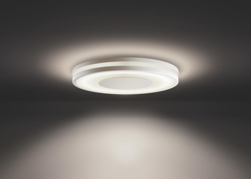 Hue Lampen Philips : Philips hue led deckenleuchte being inkl dimmschalter dimmbar