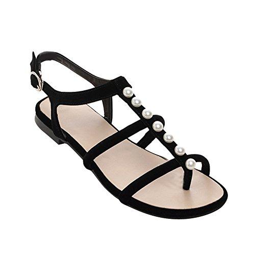 Ciondolo Sandalo Nero Sandalo Donna