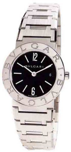 Bvlgari-Bvlgari Ladies Watch BB26SSD